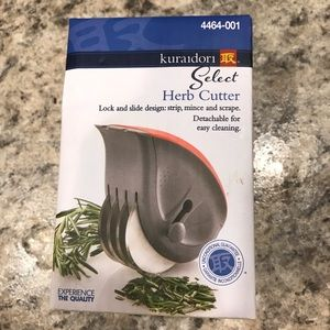 Other - Herb cutter (new in box)
